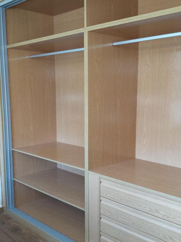 Duetto distribuci n interior armarios - Distribucion interior armarios ...